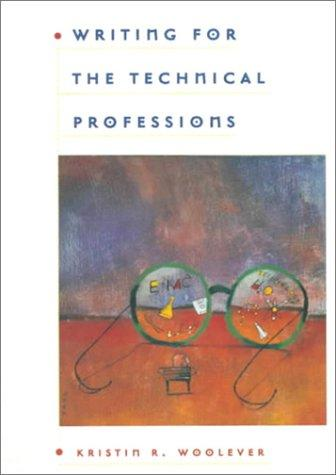 Download Writing for the technical professions