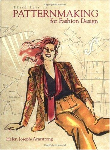Download Patternmaking for Fashion Design (3rd Edition)