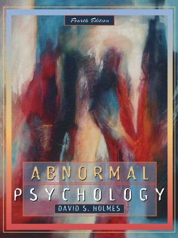 Download Abnormal Psychology (4th Edition)