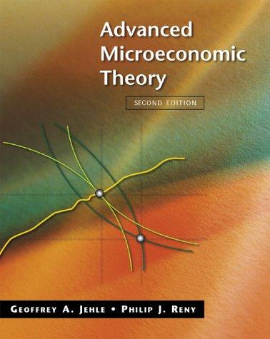 Download Advanced microeconomic theory