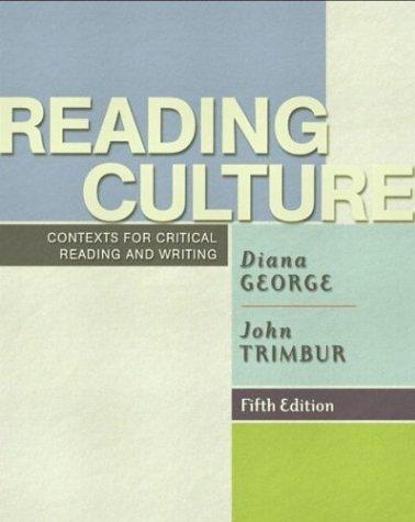 Download Reading Culture