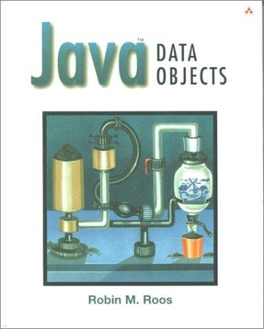 Java Data Objects Robin M. Roos