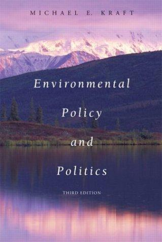 Download Environmental policy and politics