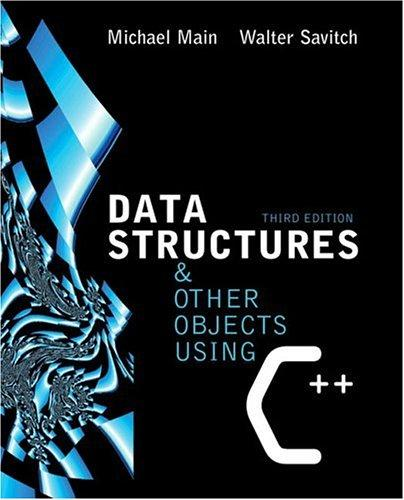 Download Data structures & other objects using C++