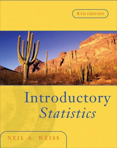 Download Introductory Statistics (8th Edition)