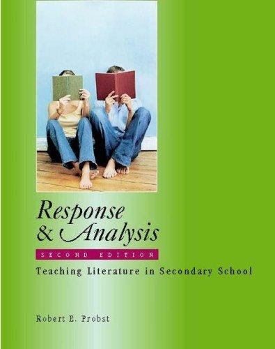 Download Response & analysis