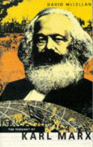 Download The Thought of Karl Marx