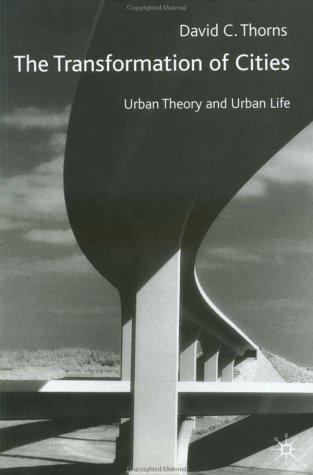 Download The Transformation of Cities