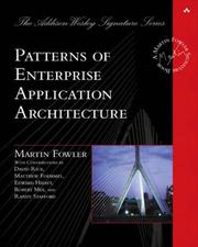 Patterns Of Enterprise Application Architecture PDF Download