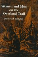 Download Women and men on the overland trail