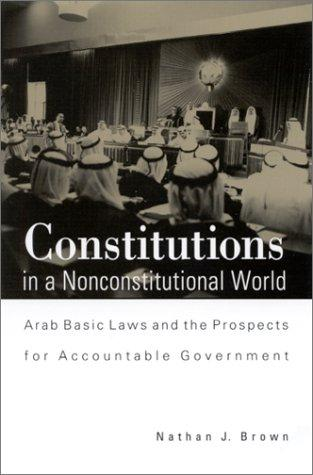Download Constitutions in a Nonconstitutional World