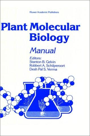 Download Plant Molecular Biology Manual
