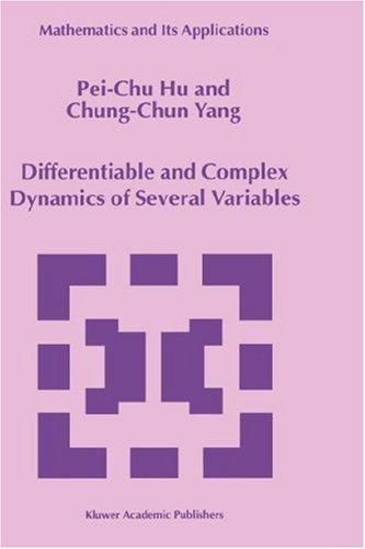 Download Differentiable and complex dynamics of several variables