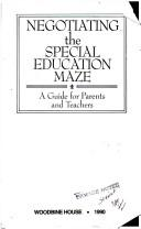 Download Negotiating the special education maze