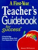 Download A first-year teacher's guidebook for success