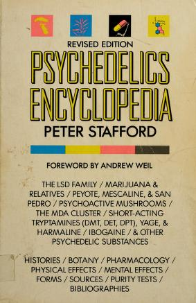 Cover of: Psychedelics encyclopedia | Peter G. Stafford
