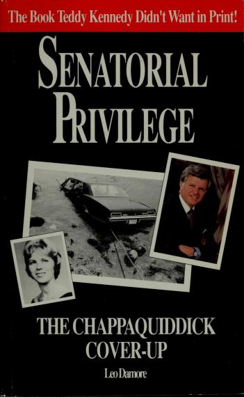 Senatorial privilege by Leo Damore