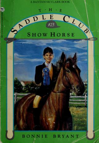 Cover of: Show horse | Bonnie Bryant