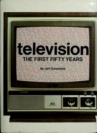 Cover of: Television | Jeff Greenfield
