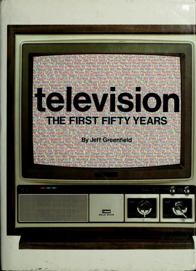Television by Jeff Greenfield
