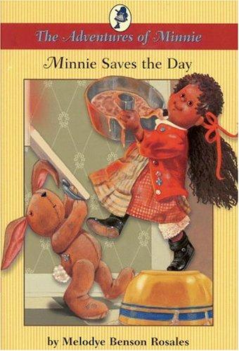 Minnie saves the day by Melodye Rosales