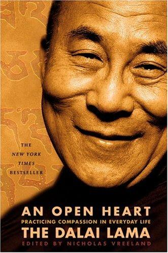 An Open Heart by 14th Dalai Lama, Nicholas Vreeland