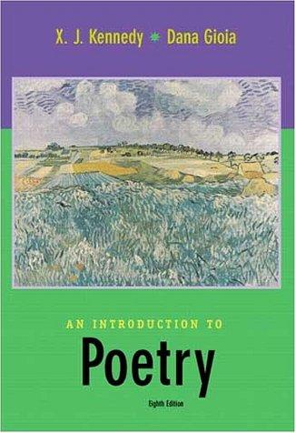 An Introduction to Poetry by Dana Gioia
