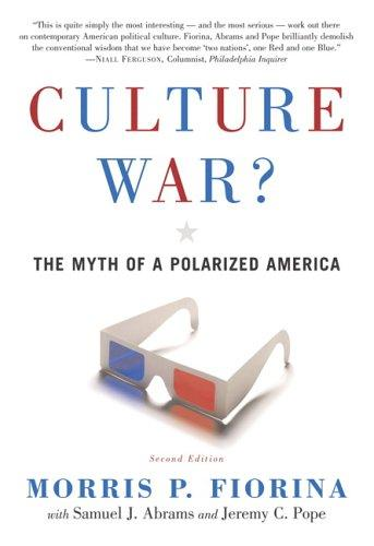 Culture war? by Morris P. Fiorina
