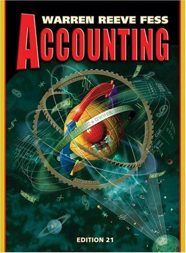 Accounting (Accounting / Carl S. Warren) by Carl S. Warren