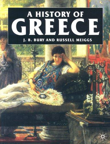 History of Greece to the Death of Alexander the Great