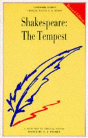 "Shakespeare's ""Tempest"" (Casebook) by David John Palmer"