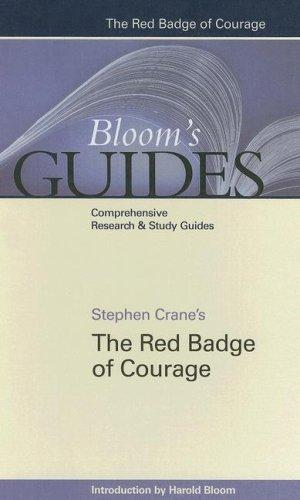 The Red Badge of Courage by Harold Bloom